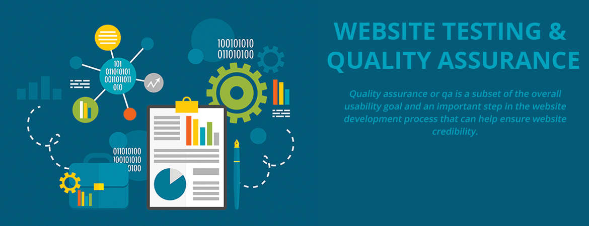 quality assurance testing and implementation Testing, quality assurance,and quality control most people get confused when it comes to pin down the differences among quality assurance, quality control, and testing although they are interrelated and to some extent, they can be considered as same activities, but there exist distinguishing points that set them apart.